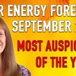 Amazing Energy Forecast for September 2019 with Vicki Howie