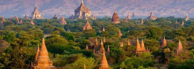 Exclusive and Not So Typical Myanmar Tour to Bagan