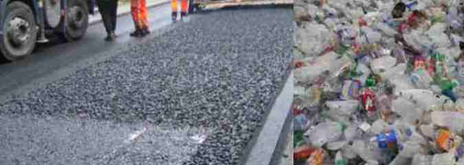 This Company is Using Plastic Waste to Make Roads That Are 60% Stronger Than Traditional Ones