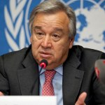 "UN Chief Calls for Global Ceasefire Amid ""Absolutely Devastating"" Pandemic"