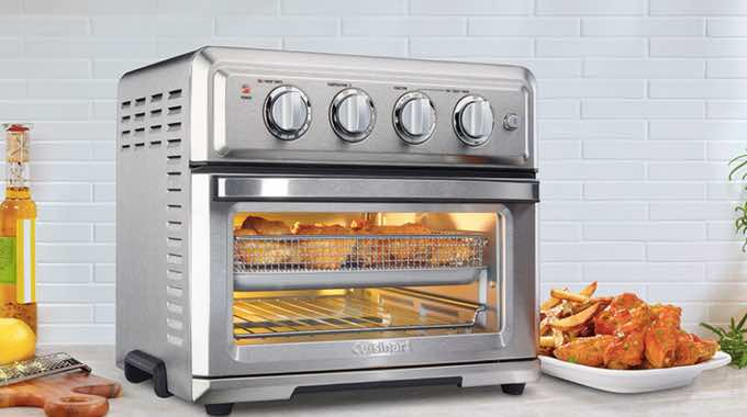 What To Look For When Buying An Air Fryer Toaster Oven Combo