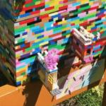 Beekeeper Spends Lockdown Building a Fully Functional Beehive Using Only LEGO Bricks