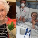Grandmothers in Their 90s and 100s Are Beating Back the Virus – and Sharing Important Advice