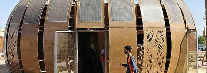Moroccan Students Build Off-Grid 'Hemp House' Made Almost' Entirely From Hemp And Solar Panels
