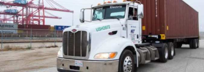 California Passes World's First Clean Trucks Rule