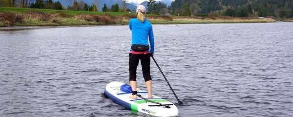 Benefits of Paddle Boarding For Your Health