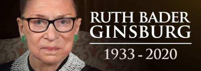 WATCH: Remembering Ruth Bader Ginsburg