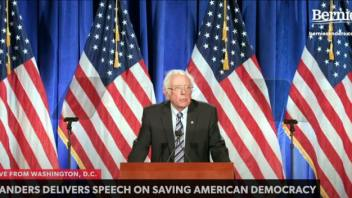 Warning US Democracy Under Threat 'Like Never Before,' Sanders Outlines Plan to Stop Trump's Authoritarian Takeover
