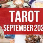 Monthly Tarot Card Readings September 2020