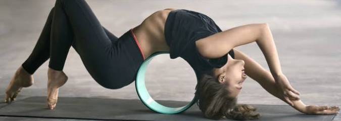 How Should You Use a Yoga Wheel?
