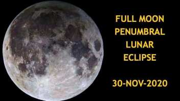 5 Things You Need to Know About the Full Moon ECLIPSE November 30th | Melanie Beckler