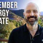 Lee Harris' December Energy Update: Bright and Sharp Energy of Clarity, Creative Triggers, Activations, & More