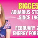 Your Energy Forecast for February 2021 – BIG Aquarius Stellium!