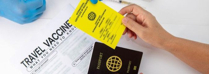 'Papers, Please': Vaccine Passports Have Officially Arrived