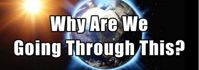 Why Are We Going Through This? | Lorie Ladd