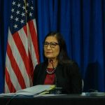 Indigenous Women Invite Deb Haaland to See Devastation of Line 3 for Herself