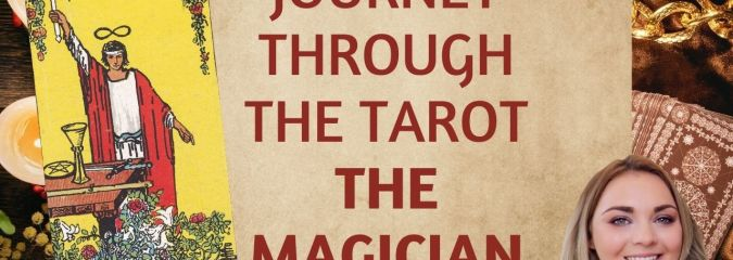 The Magician Tarot Meaning | Upright & Reversed | Past, Present & Future | Love, Money, Spirituality