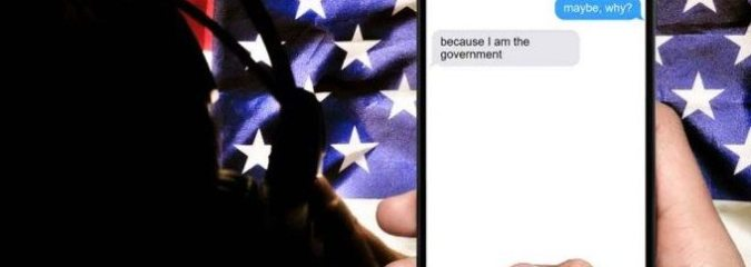 """Gov't to """"Engage"""" SMS Carriers to 'Dispel Vaccine Misinformation' by Vetting Your Text Messages"""