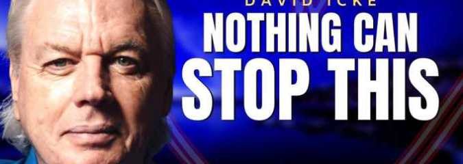 Nothing Can Stop THIS – It's the Ultimate Power in the Universe | David Icke