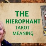 The Hierophant Tarot Meaning | Upright & Reversed | Past, Present & Future Love, Money, Spirituality
