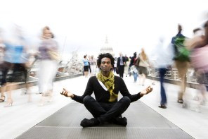 Do Folks in the 'Hood Meditate?