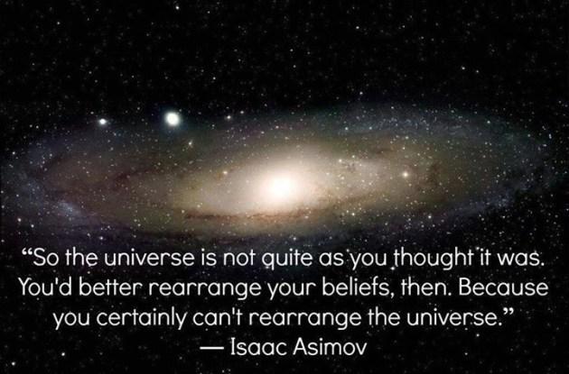 Trust The Universe