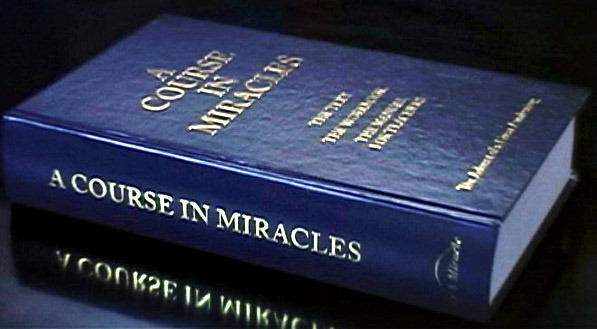 A course in Miracles by Marianne Williamson.