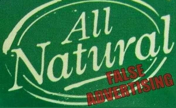 False Advertising