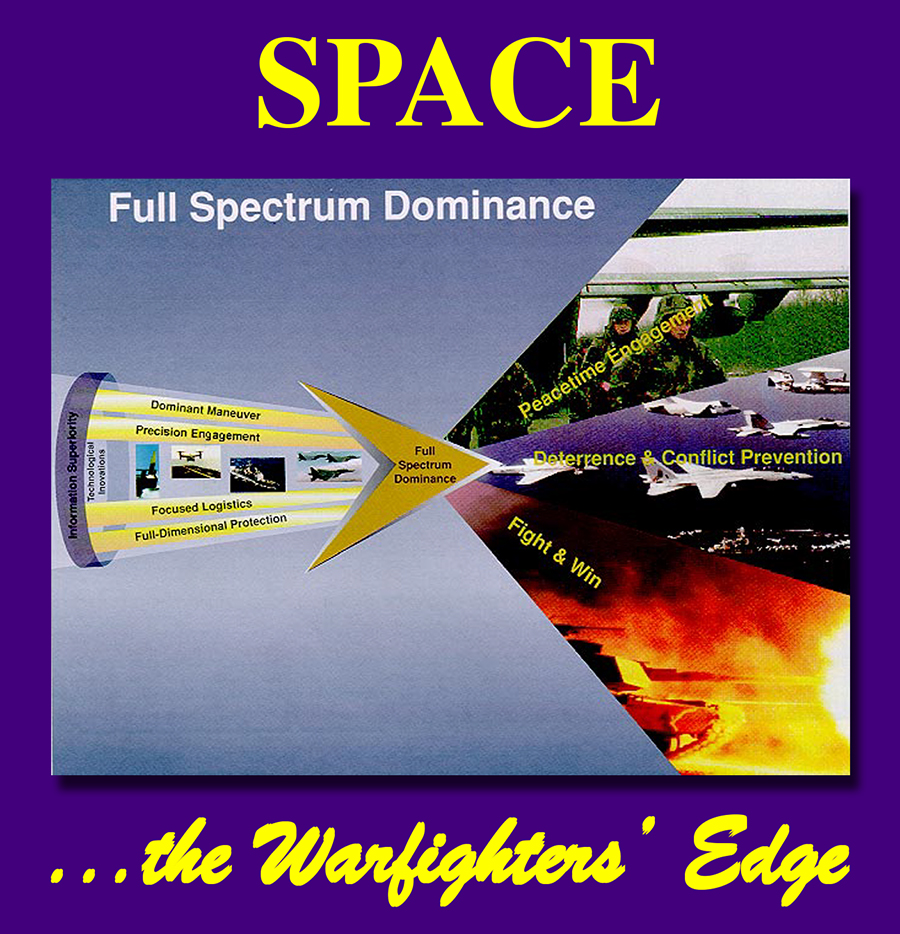Just In From Carol Rosin: Space-Based Weapons Treaty