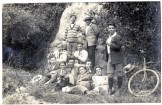"On verso Laurens typed: ""April 14, 1928. Dear Mother: Here is a picture of some of the boys of the ""Students International Cooperative Club"" and a report on their club, written by the Director. Out here such cooperative enterprises are unusual -- nothing like it anywhere else in the Near East, as far as I know. L."""