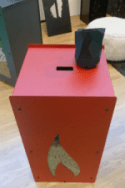 GranuleBox stockage granulés