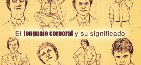 LENGUAJE CORPORAL: LOS GESTOS Y SU SIGNIFICADO