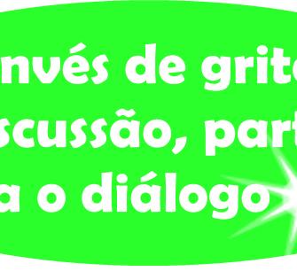 Dialogonocasamento - Diálogo no casamento