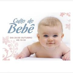 bebe - Ministrando a criança desde o ventre=> Como ministrar Culto do bebê