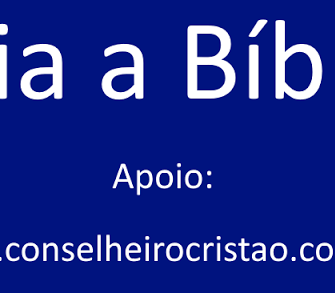 Leia a palavra de Deus