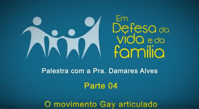 O movimento Gay articulado- Conselheiro Cristao