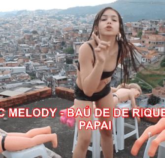 MC MELODY - VAI MALANDRA - Conselheiro Cristão