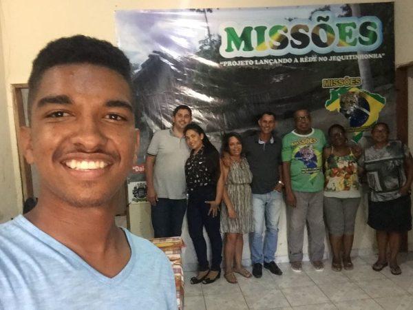 Projeto Lançando a Rede no Jequitinhonha Carnaval10 1024x768 - Retiro Missionário | Projeto Lançando a Rede no Jequitinhonha
