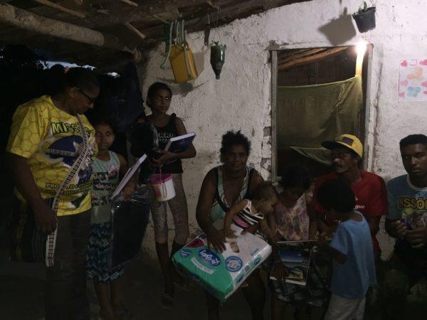 Projeto Lançando a Rede no Jequitinhonha Carnaval13 1024x768 - Retiro Missionário | Projeto Lançando a Rede no Jequitinhonha
