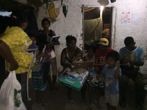 Projeto Lançando a Rede no Jequitinhonha Carnaval18 1024x768 - Retiro Missionário | Projeto Lançando a Rede no Jequitinhonha
