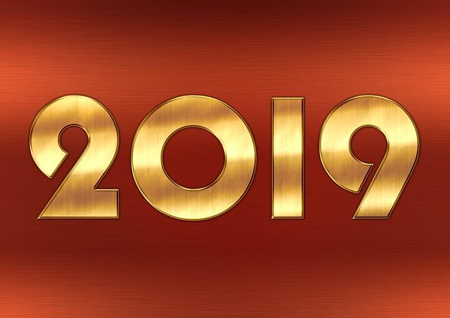 Feliz 2019 com Jesus - Feliz 2019   Que Jesus Seja Sempre o Alvo!