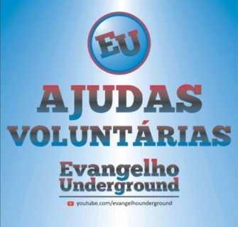 Ajudas Voluntárias Evangelho Underground Conselheiro Cristão 3 - Ajudas Voluntárias