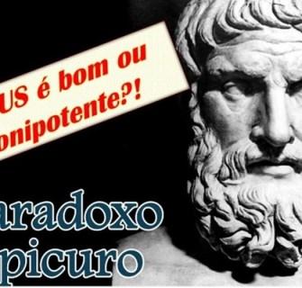 Se Deus é bom por que o mau ainda existe - Se DEUS é bom por que o mal ainda existe? Paradoxo de Epicuro nos dias de hoje!