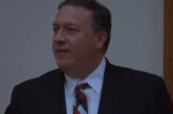 Novo diretor da CIA de Trump – Jesus Cristo é a única solução para o nosso mundo