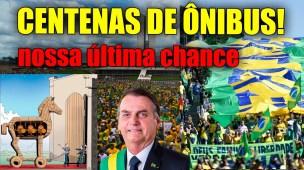 Todo o Brasil Rumo a Brasília