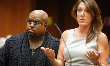 "Singer Cee Lo Green pleading ""no contest"" to date rape in which he gave ecstacy to his victim. In his opinion, ""People who have really been raped REMEMBER!!!"""