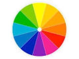 Color wheel of conscience