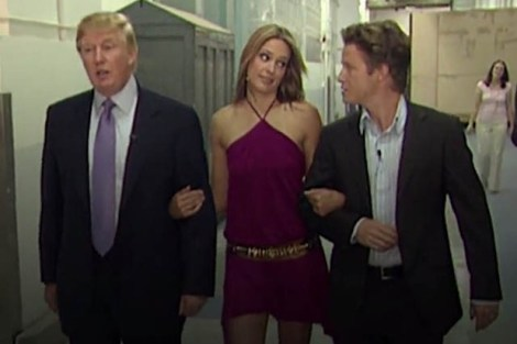 donald-trump-billy-bush-arianne-zucker- #SexualPsychopath #SexualAbuse #SexualAssault #BillyBush