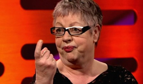 #JoBrand Comedian comments on #FGKIA #MeToo