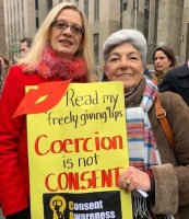 #LouiseGodbold and #yourconsent at the #Weinstein trial
